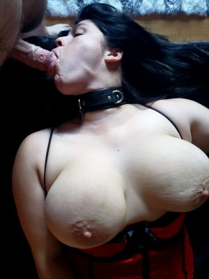 Deep In A Cock Sucking Moment